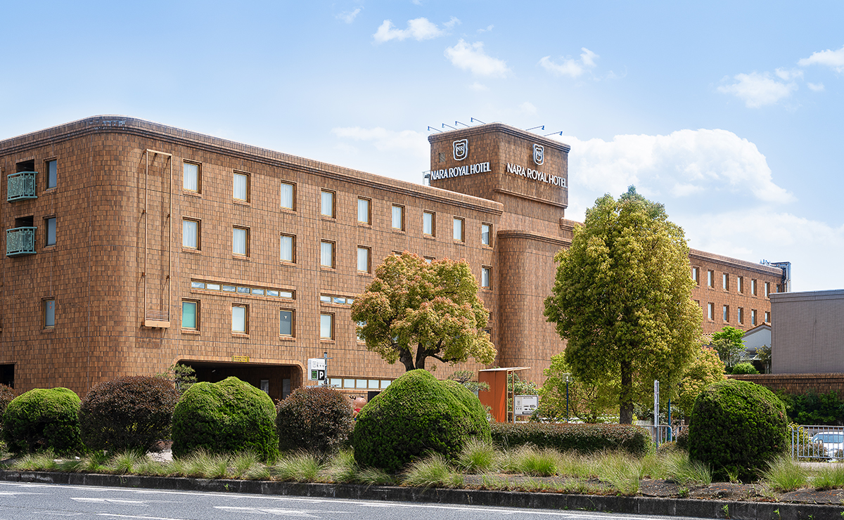 奈良ロイヤルホテル 1