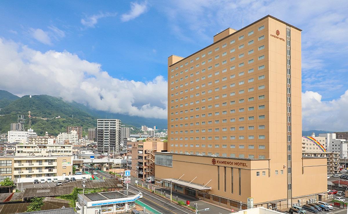 Beppu Kamenoi Hotel 1