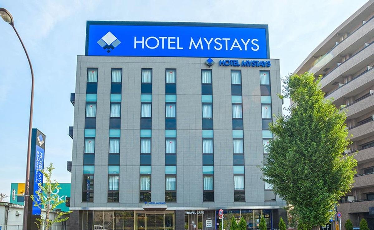 ホテルマイステイズ羽田 1