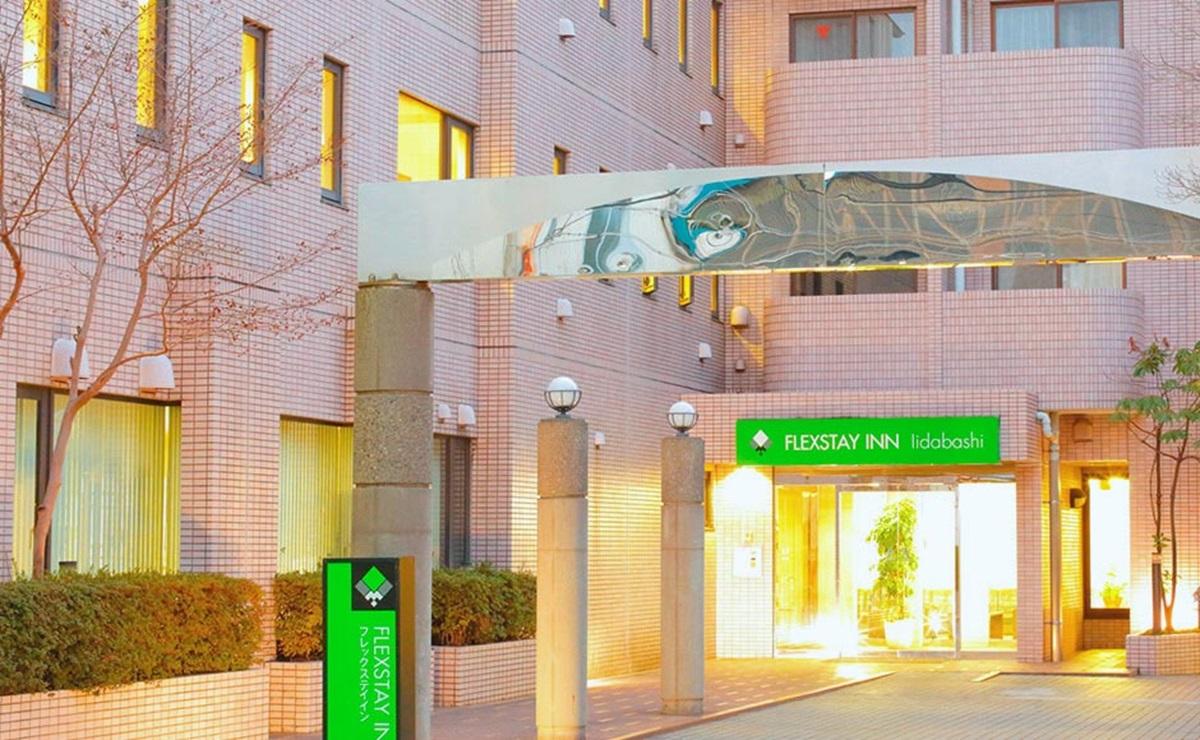 FLEXSTAY  飯田橋旅館 1
