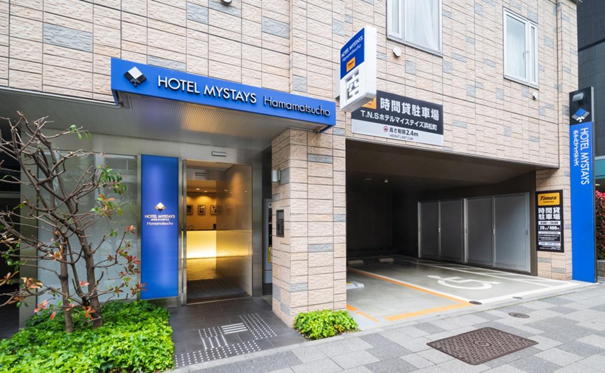 MYSTAYS 滨松町酒店 1