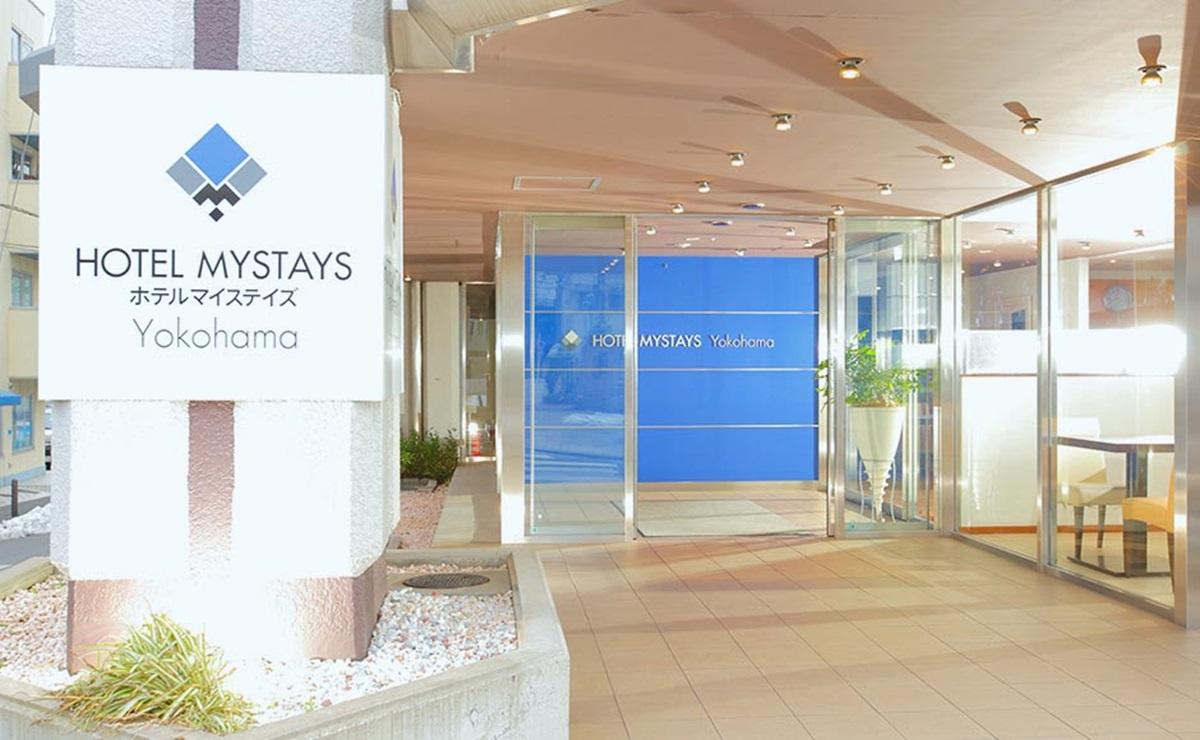 HOTEL MYSTAYS Yokohama 1