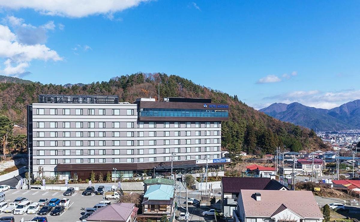 MYSTAYS 富士山展望温泉酒店 1