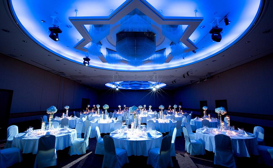 Premier Hall (big banquet room)=※ associate with below 2 banquet rooms