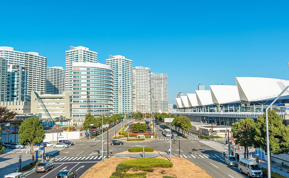 퍼시피코 요코하마(요코하마 국제평화회의장)