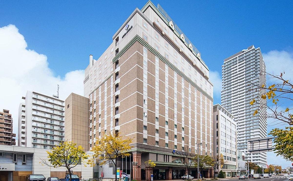 MYSTAYS 札幌 Aspen酒店 1