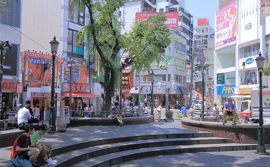 오사카 아메리카무라
