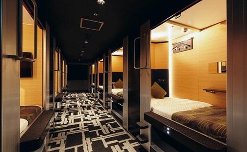 MyCUBE by MYSTAYS Asakusa Kuramae , Cube Hotel in Asakusa | MYSTAYS