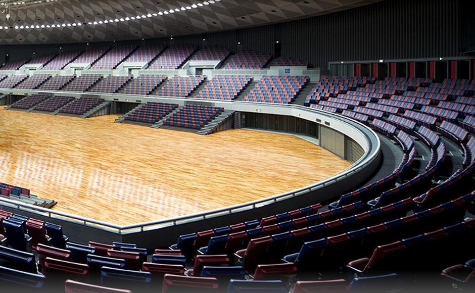 MARUZEN INTEC ARENA OSAKA (오사카시 중앙 체육관 )