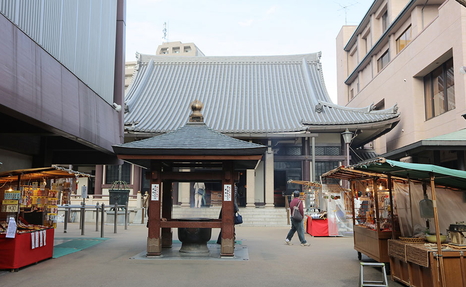 Koganji Temple (Togenuki Jizo)