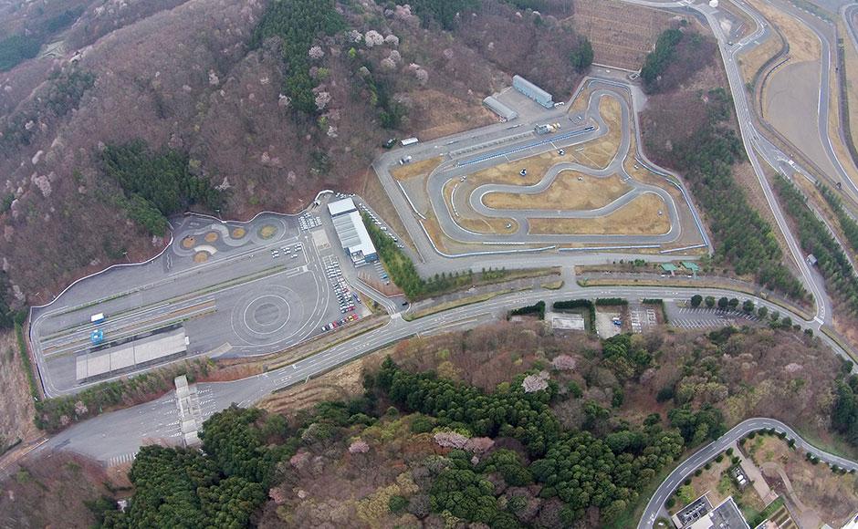 Twin Ring Motegi 赛车场
