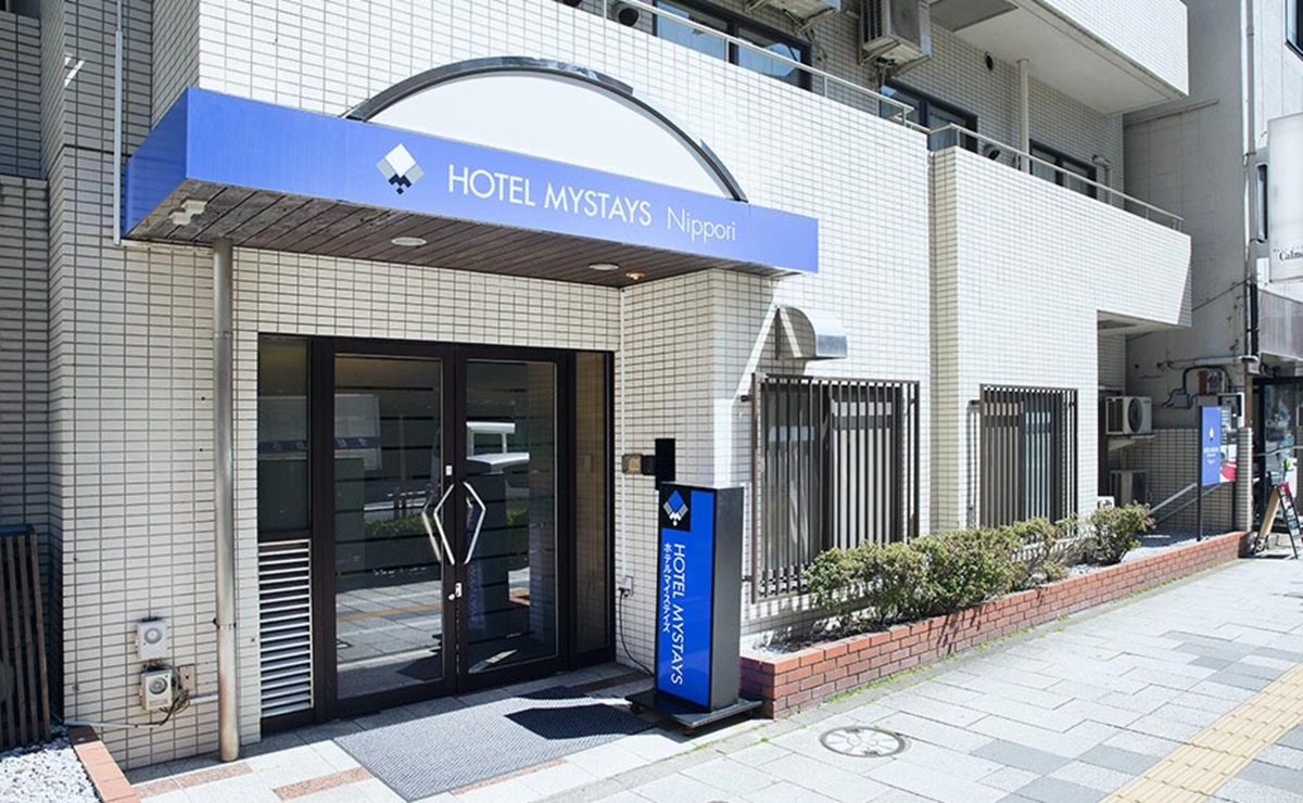 HOTEL MYSTAYS Nippori 1