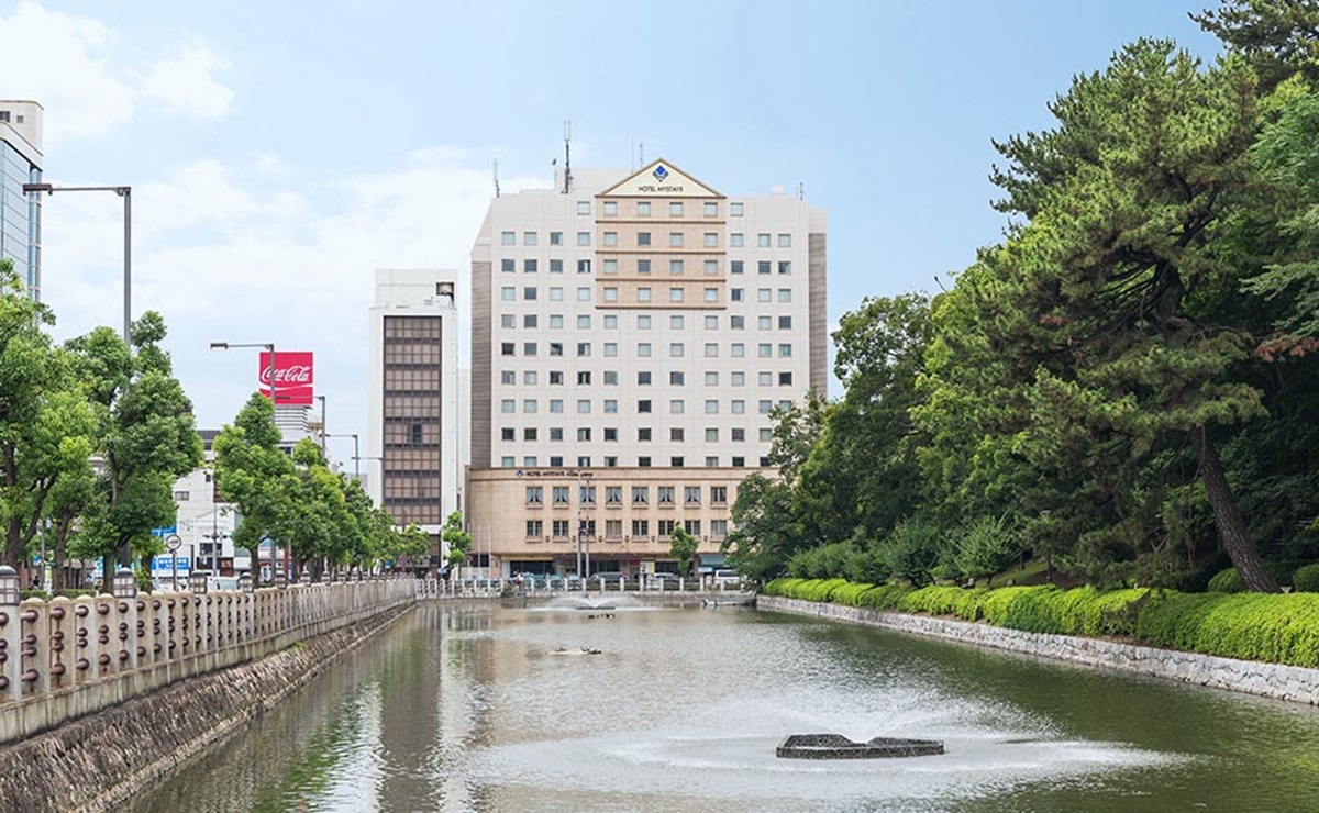 HOTEL MYSTAYS Matsuyama 1