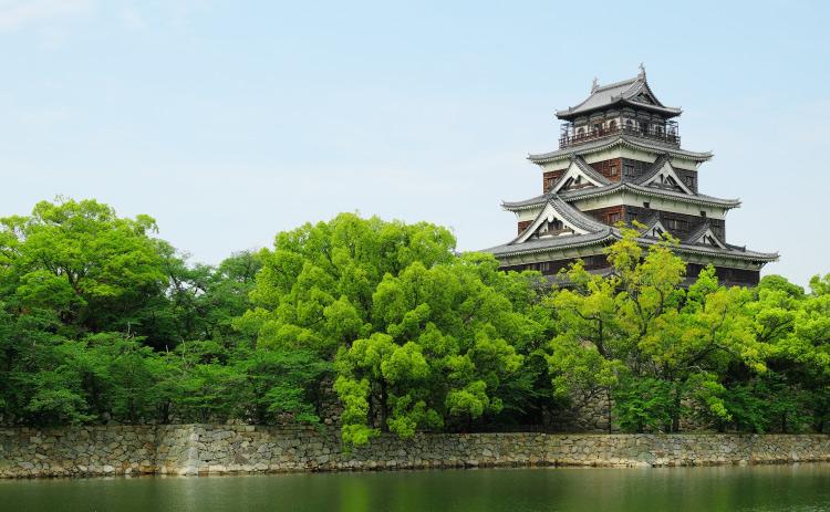 히로시마성