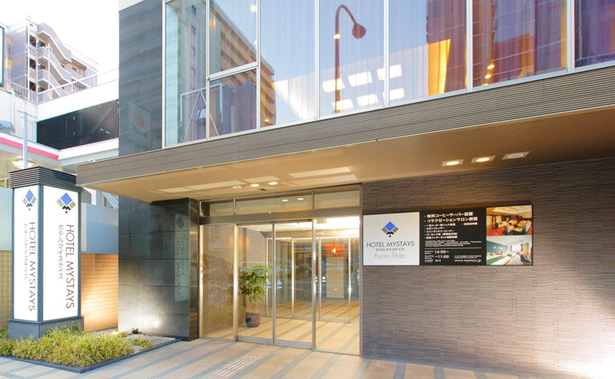 MYSTAYS 京都四条酒店 1