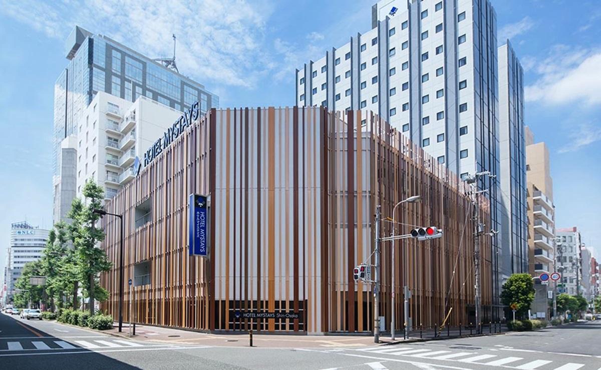 HOTEL MYSTAYS Shin Osaka CC 1