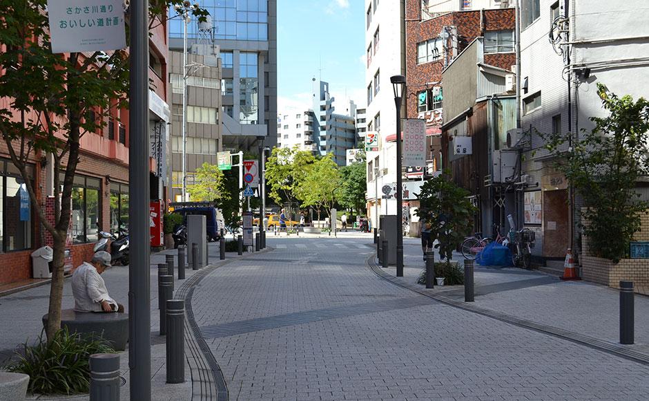 아로마 스퀘어 구역
