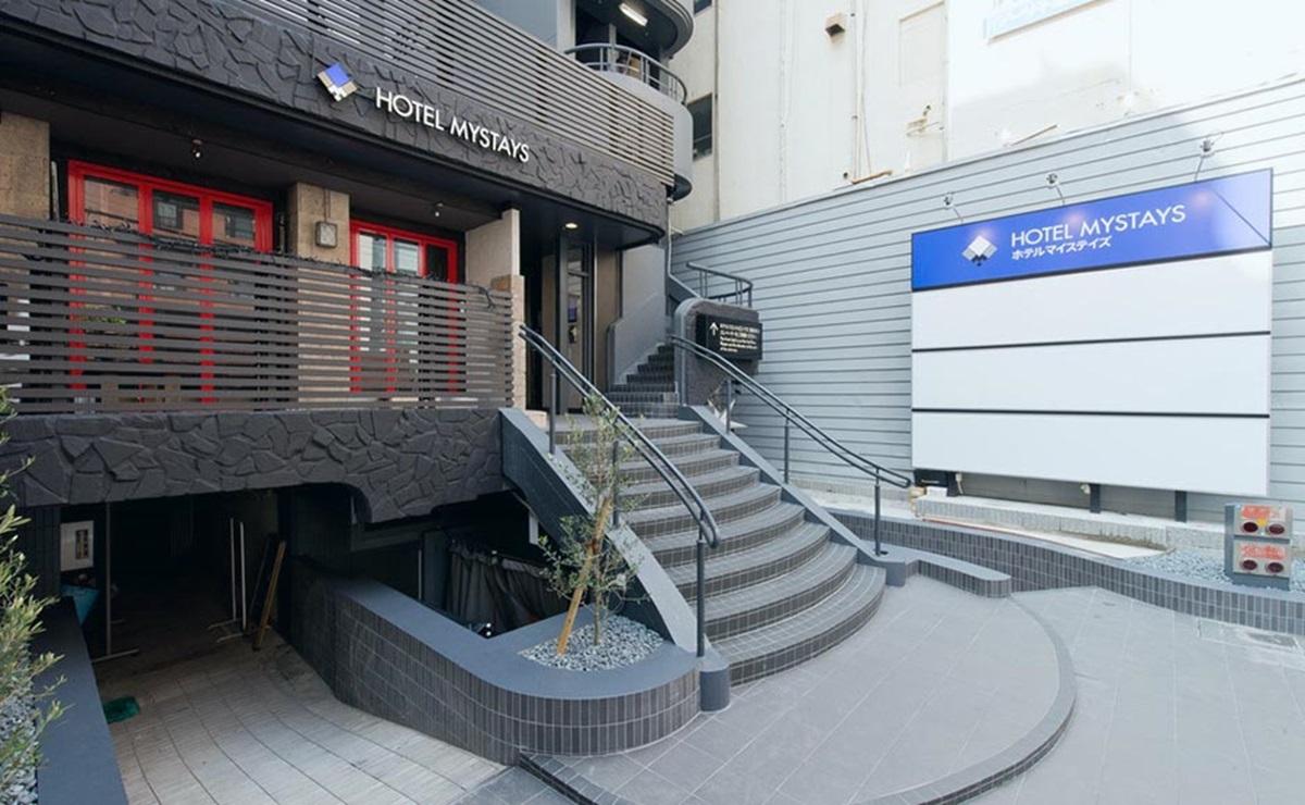 ホテルマイステイズ心斎橋 1