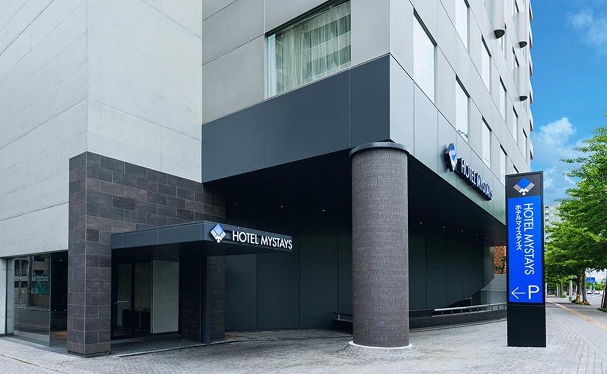 MYSTAYS 札幌中島公園酒店 1
