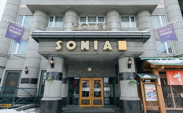 Hotel Sonia Otaru Soft opening 20181227