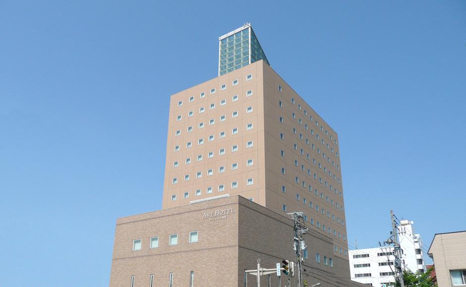 AH Aomori Start 20190318