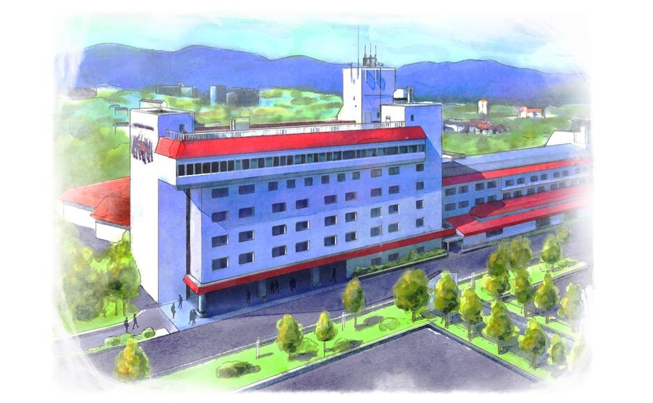 Kusatsu Onsen Hotel Resort Start 20190401