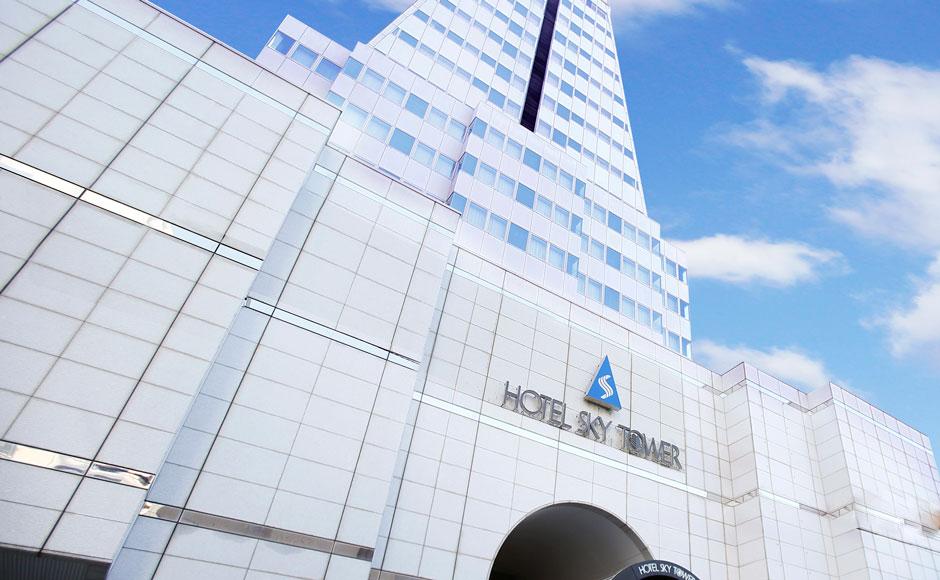 Hotel Sky Tower Miyazaki Ekimae 20200302