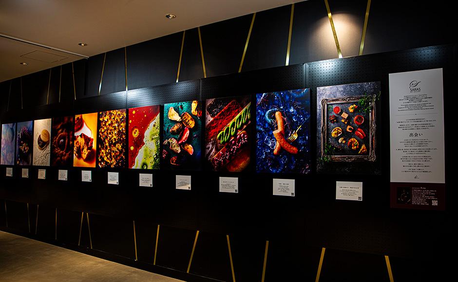 AH Osaka Bay Tower 20210901_SARAS Art gallery