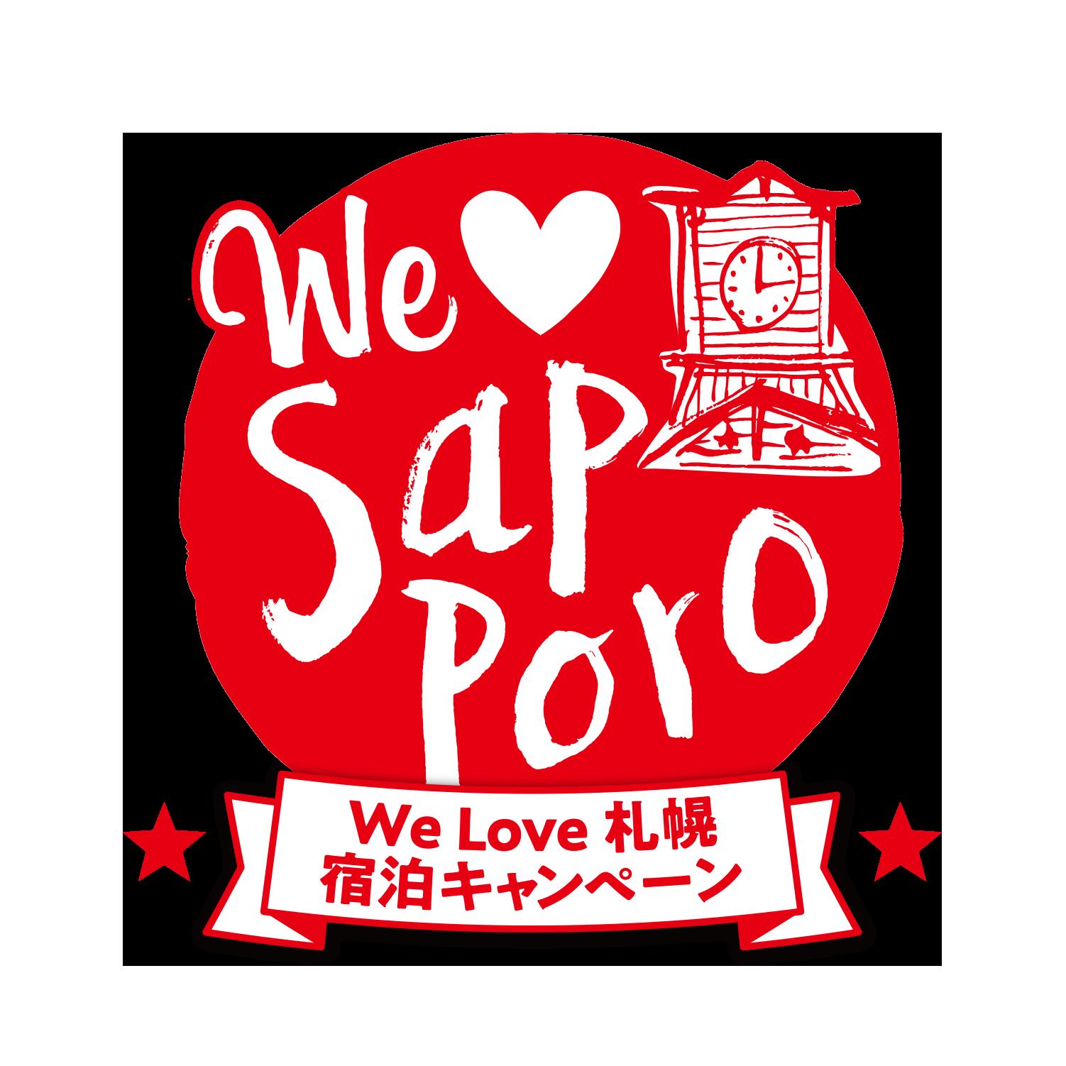 We Love Sapporo